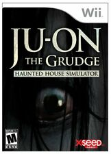 Ju-On: The Grudge (Nintendo Wii, 2009)  NEW SEALED  ( HORROR GAME )