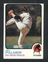 1973 Topps #160 Jim Palmer EXMT+ Orioles 115603