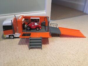 Roary the Racing Car Loada Transporter Truck Playset