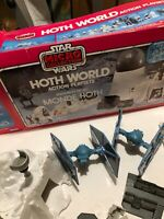 Star Wars Micro Collection  Hoth World Playset with box