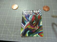 CAPTAIN SPIDERMAN GLOSSY Sticker / Decal  Laptop phone Stickers NEW