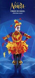 2003 Cirque Du Soleil La Nouba - Extinct Attraction - Downtown Disney Guidebook