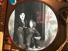 "Michael Jackson ‎Smile Rare 12"" Picture Disc HIStory Past Present And Future LP"