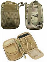 ARMY BUDDY UTILITY POUCH KOMBAT UK MOLLE A6 BRITISH CAMO  BTP MTP Multicam Phone