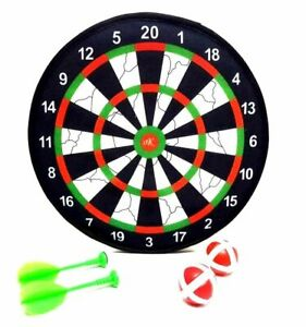Dart & ball Board Dartboard  Darts Party Game Toy Playset Kids Childrens UK SELL