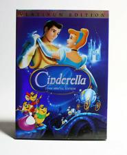 Cinderella (DVD, 2005, 2-Disc Set, Special Edition - DVD Platinum Collection)