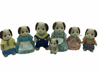 Calico Critters Sylvanian Families Celebration Beagle Family FLAIR EPOCH HTF