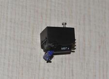 - NEW - WOOD BODY for SHURE M97xE M97x Series Cartridge Ebony Wood