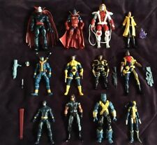 Marvel Universe X-Men Figure Lot (Mr Sinister, Deadpool, Cyclops, More)
