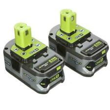 RYOBI 8V ONE+ LITHIUM+ 4.0Ah Battery - 2-Pack (P122)