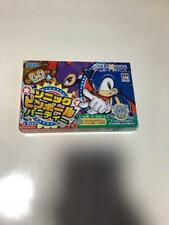 New Japanese  Sonic Pinball Party Game Boy Advance  Japan ##Cw