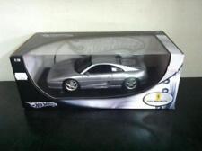 Altri modellini statici di veicoli grigio per Ferrari, scala 1:18