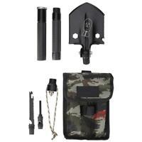 Folding Military Shovel Tactical Ordnance Spade Multifunctional Camping Shovel