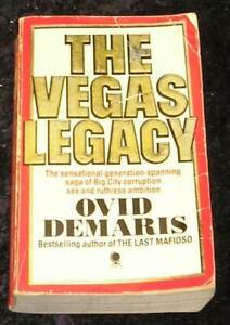 The vegas Legacy by Ovid Demaris