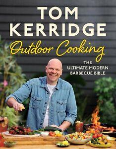 Tom Kerridge's Outdoor Cooking ultimate modern barbecue bible Hardcover NEW