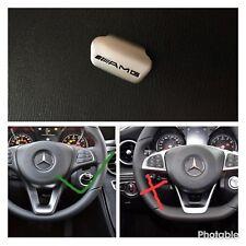 AMG Volant Emblème Decal Autocollant Badge Décoration Logo Pour Mercedes-Benz
