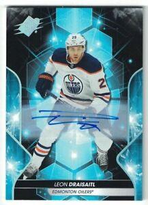 NHL Autograph Tradingcard – Leon Draisaitl – Edmonton Oilers