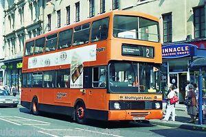 STRATHCLYDE A564 SGA /& OGG 190Y Bus Photo