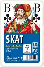 Skat-Kartenspiele