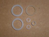 Crosman 150 157  One (1) URETHANE O-Ring Seal Kit + Exploded View w/ Guide