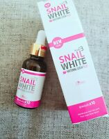 Snail White Whitening Serum x10 Collagen & Elastin Gigawhte Clear Acne Dark Spot