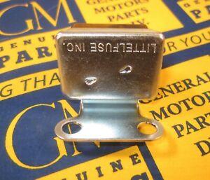 "1965-1968 Buick & Pontiac ""LITTLEFUSE"" Horn Relay OEM 1377993 Skylark GTO Lemans"