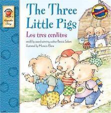 The Three Little Pigs, Grades Pk - 3: Los Tres Cerditos (keepsake Stories): B...
