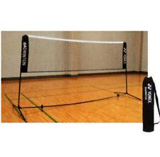 YONEX Portable Badminton Net & Pole Set, Half Course Size, Very Durable