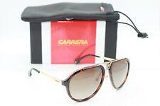 NEW CARRERA 1003/S 2IKHA HAVANA GRADIENT AUTHENTIC FRAME SUNGLASSES W/CASE 58-18