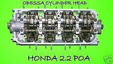 HONDA ACCORD EX ODYSSEY 2.2 16V SOHC POA NON VTEC CYLINDER HEAD  REBUILT