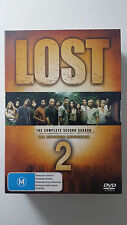 Lost - The Complete Second Season - The Extended Experience (7 Disc Box Set) R4
