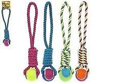 Large Rope Ball Dog Toys