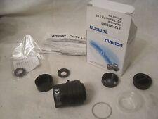 """TAMRON CCTV Lens Aspherical Lens 3.0-8mm F1.0 1/3"""" Manual Iris"""