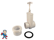 """Spa Hot Tub Heater Union 2"""" &  2"""" Slice Gate Valve Kit How To Video"""