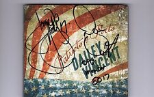 Dailey And Vincent Autographed Signed Patriots And Poets Cd Grand Ole Opry Cma