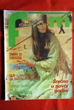 JENNIFER O'NEIL ON COVER 1977 RARE EXYU MAGAZINE