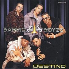 Destino by The Barrio Boyzz (CD, Feb-2001, Fonovisa)