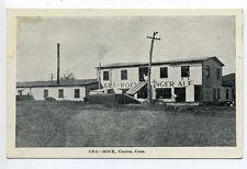 Canton CT Conn Gra-Rock Ginger Ale factory 1934