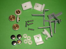 Shower Door Rollers, Wheels, Runners with hooks and slides  SR71b