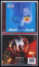 """GANG """"Dead or Alive"""" (CD) 2007 Heavy/Trash NEUF/NEW"""