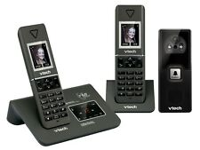 VTech 15950 Twin DECT6.0 Cordless Phone with Video Doorbell