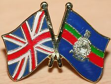 UK & Royal Marines Friendship Pin Badge