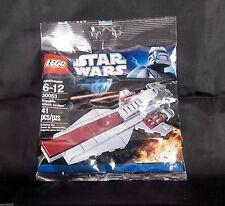 Lego Star Wars Mini Republic Attack Cruiser #30053 New Sealed Stocking Stuffer