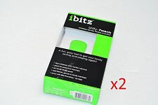 wholesale lots of 2 iBitz Unity-Parents Green Wireless Family Fitness Monitor