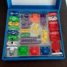 W-5889 Electronic Circuits Building Blocks Discovery Kit for Kids Children