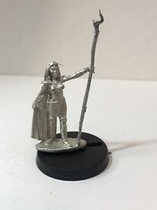 Ral Partha 03-168 Kailiani the Sorceress Player Character Female Mage Wizard
