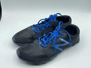 New Balance Minimus Trail Running Vibram Shoes Size 10 Mens  MT00BK
