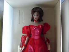 "RARE Franklin Mint Vinyl Josephine Gibson Girl Sample Doll 15"" Tall in Box"