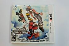 Kingdom Hearts 3D: Dream Drop Distance, Nintendo 3DS/2DS Game COMPLETE -Tested!