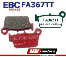 EBC Bremsbeläge FA367TT Hinterachse passt in Yamaha YZ 250 R/S/T/V/W (2T) 03-07